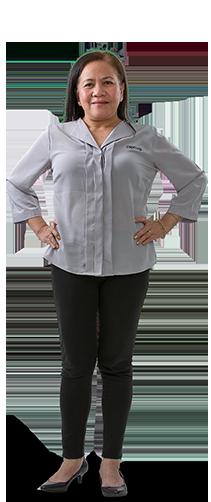 Daisy Brillantes <small>Accounts Manager</small>